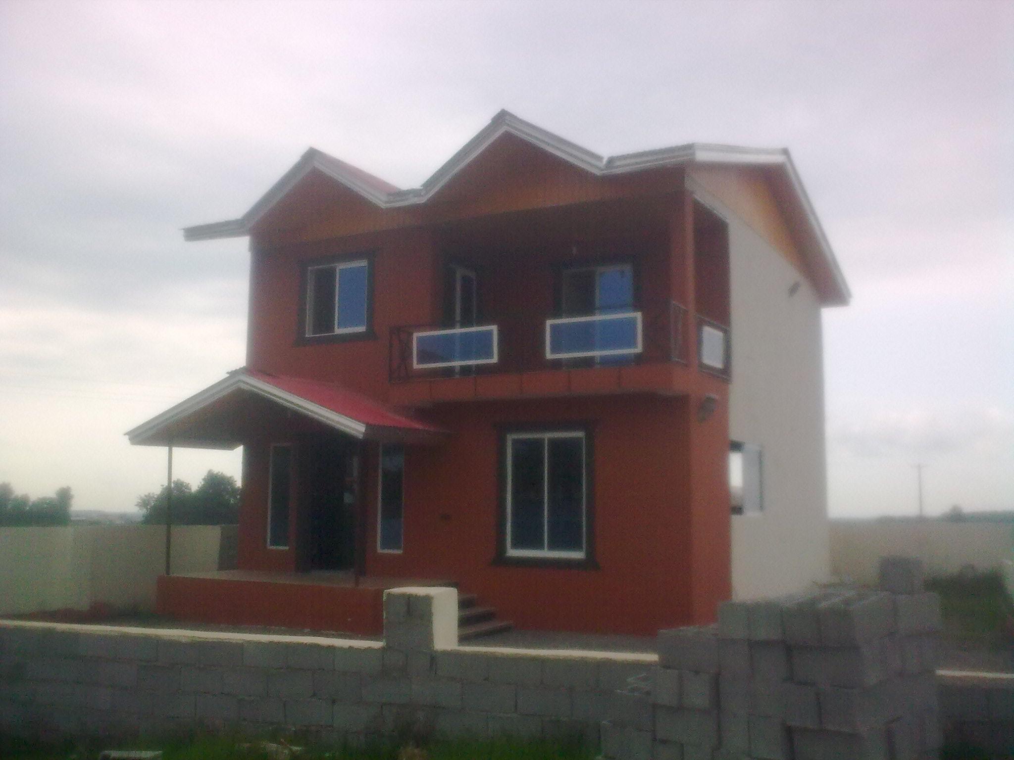ویلا دوبلکس شهرکی قلعه کتی